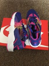NIKE AIR HUARACHE RUN PRINT(GS) UK 5.5