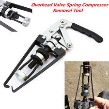Heavy Duty Overhead Valve Spring Compressor Stem Engine Seal Keeper Removal Tool