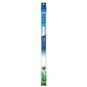 """Aqueon T8 Actinic Blue Light Fluorescent Aquarium Lamp, 17w, 24"""" L"""