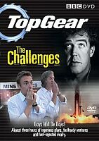 Top Gear: The Challenges (BBC) [DVD], New DVD, Richmond Hammond,James May,Jeremy