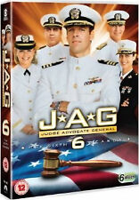 JAG (Judge Advocate General)  Saison 6 NEUF