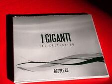 CD  I GIGANTI  The Collection.      2CD     Steamroller  2008      SIGILLATO
