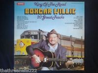 VINYL LP - KING OF THE ROAD - BOXCAR WILLIE - WW5084