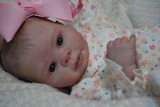 Made to Order PREEMIE Reborn lifelike Baby art ARTIST doll vinyl KADENCE