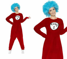 Costumi e travestimenti rosso Smiffys per carnevale e teatro unisex dalla Cina
