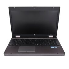 HP ProBook 6560b Notebook 15,6'' Display Intel i5- 2520M CPU 2,5 Ghz 500 Gb HDD