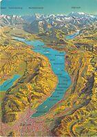 B60013 Maps Cartes geographiques Zurich