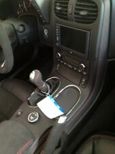 C6 Corvette 2005-2013 Centennial Edition Center Radio Console - Flat Black