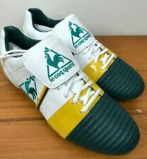 NEW Le Coq Sportif Comparse Wallabies rugby boots size 42/9 2011 World Cup Edn