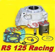 CILINDRO APRILIA RS 125 ROTAX 122 + PISTONE RACING 1AC 1mm NIKASIL MITAKA