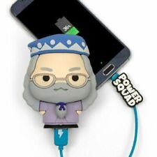Harry Potter DUMBLEDORE PowerSquad POWER BANK 2500mAh Compact Phone Charger