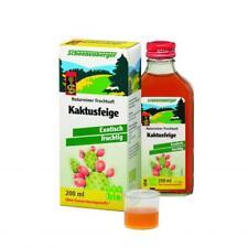 KAKTUSFEIGE Saft Bio Schoenenberger 200 ml PZN 5566189