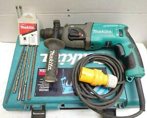 Makita HR2230 SDS Rotary Hammer Drill - 110V