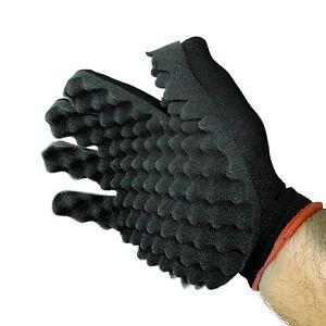 Hair Braider Twist Sponge Gloves Shape Fir Afro Dreadlocks Curl Brush Sponge Hai