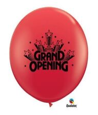 New Burton & Burton 3' Grand Opening Stars Balloon , Pack Of 2