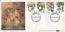 GB: 1979 año Del Niño-NSPCC-Belén