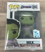 Funko Pop! Marvel Avengers- Hulk #463 - Insider Club Exclusive W/ PROTECTOR J04
