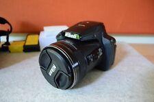 Nikon COOLPIX P900 schwarz   absolut neuwertiger Zustand !!
