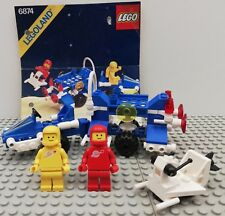 LEGO® 6874 MOON ROVER OBA FIGUR SPACE CLASSIC WELTRAUM ASTRONAUT WELTALL