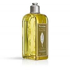 l'occitane verveine foaming bath 500 ml 16.9 oz full - NWOB