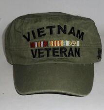 Vietnam Veteran Watch Cap OD