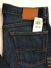 Lucky Brand Jeans Mens 34x31 221 Original Straight Monte Sereno Wash Distressed