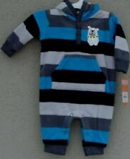 Carter's Just One You One Piece Flannel Sleeper - Newborn - BRAND NEW W/TAGS