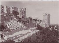 Abadía de Noble Arles Francia Vintage Citrato Aprox 1900
