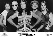 Deep Purple - Promo Press Photo 1995 - Ian Gillan Jon Lord Roger Glover Ian Pace