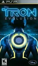 TRON EVOLUTION PSP Game Brand New Factory Sealed