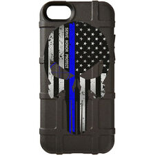 Magpul Field Case for iPhone 6,6s,7,7+,8,8+. Custom Punisher Police,Ego Tactical