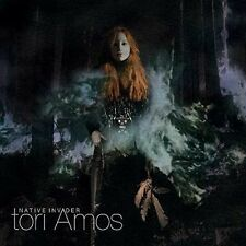 TORI AMOS NATIVE INVADER CD (Released 2017)
