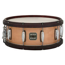 "Gretsch Maple Snare with Walnut Hoops (5.5""x14"")"