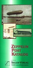 Sieger Zeppelinpostkatalog 22.Auflage (930)