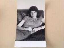 SYLVIA KRISTEL - PHOTO DE PRESSE ORIGINALE 12x14cm