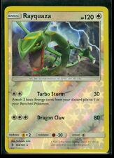 Pokemon RAYQUAZA 106/145 - Guardians Rising RARE Rev Holo - MINT!
