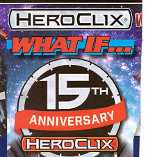 Heroclix 15Th Anniversary WhaT If? Iron Lad 006 Karolina Dean 024 (Runaways)