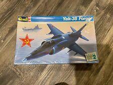 REVELL YAK-38 FORGER 1/72 SCALE PLASTIC MODEL KIT (#4072)