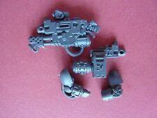 40K Deathwatch space marine vétérans Inferus Heavy Tamis Set