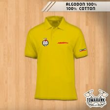 POLO ABARTH OWNERS CLUB POLO SHIRT POLAIRE