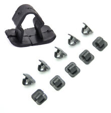 10x Engine Hood Insulation Pad Retainer Clip For VW Golf Passat Jetta Audi A4 A6