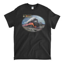 Daylight in Winter Los Angeles to San Francisco Train T-Shirt