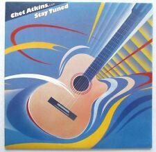 "CHET ATKINS, C.G.P. ""STAY TUNED"" 1985 LP Vinyl Record Columbia FC 39591 (EX)"
