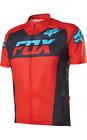 Fox Head  Mountain Bike Livewire Race Mako Short Sleeve Jersey Black Camo Small