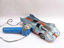 VINTAGE RARE SCHUCO PORSCHE 917 WELTMEISTER REMOTE CONTROL
