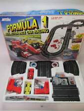 ARTIN FORMULA 1 SLOT CAR RACING SET WITH 2 CARS