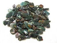 "1/2 lb Tumbled Bloodstone .5-1"" Stones Zentron™ Crystals"