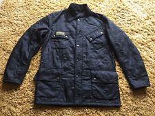 Barbour International Jacket- Black- Large
