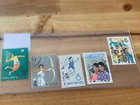 1963-65 China Stamp Lot NA6