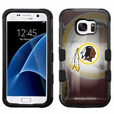 Washington Redskins #BG Impact Hard+Rubber Hybrid Case for Samsung Gal
